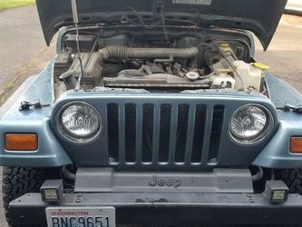 1997 Jeep Wrangler for Sale in Vancouver,  WA