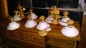 Chandelier lights for Sale in Cleveland, OH