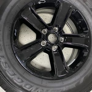 Tires And Wheels (almost New) for Sale in Daly City, CA