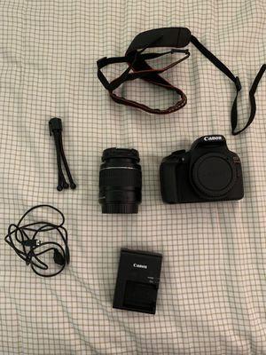 Canon EOS Rebel T6 for Sale in Plantation, FL