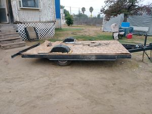 Travel trailer frame set up for Sale in Perris, CA