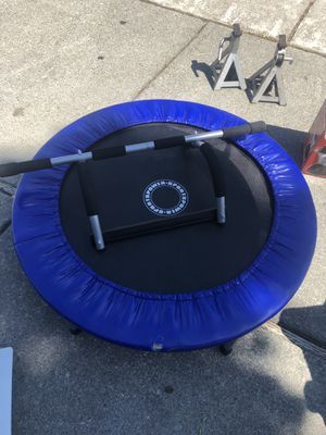 Workout Mini Trampoline and Pull Up Bar for Sale in Pittsburg, CA