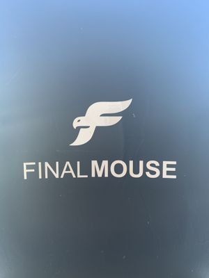 Finalmouse Ultralight black for Sale in Los Angeles, CA