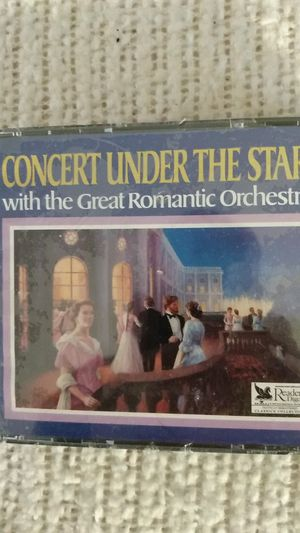 Readers digest concert under the stars with the great romantic orchestras 2 disc for Sale in Beverly Hills, FL