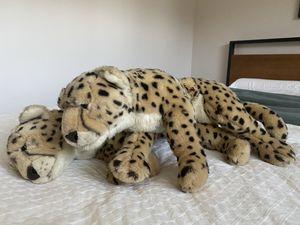 Cheetah teddy bear for Sale in West Sacramento, CA
