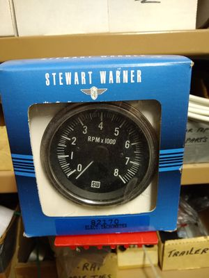 Tachometer Stewart Warner M82170 for Sale in Tigard, OR