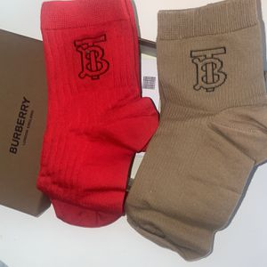 Burberry Socks brand New With tag for Sale in Fort Lauderdale, FL