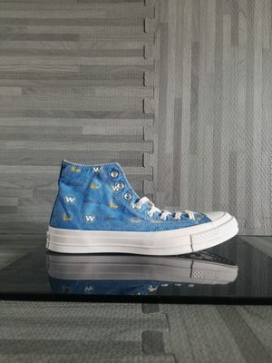 Converse Chuck 70 Franchise Hi Golden State Warriors NBA 161161C Men's Size 9.5 for Sale in San Diego, CA