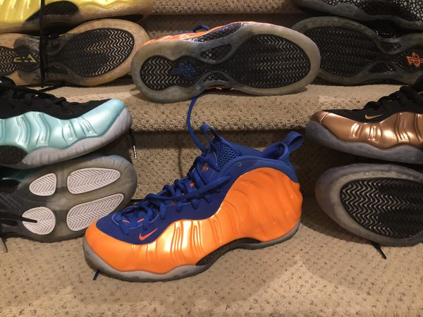 50005f119af Nike foamposites sz11 all mint condition. Any 3 pair for 450. for ...