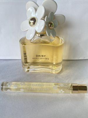 Daisy by Marc Jacobs Eau de Toilette 3.4oz + Daisy Mini Travel Spray for Sale in San Diego, CA