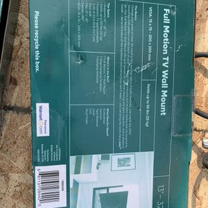 New in Box Full Motion TV Mount for Sale in SeaTac, WA