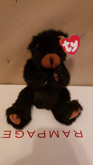 Ivan ( black bear beanie baby) for Sale in East Wenatchee, WA