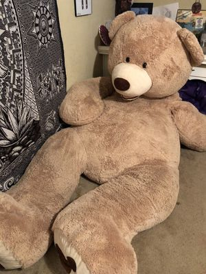 Giant stuffed bear for Sale in Colleyville, TX