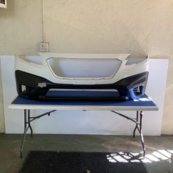 2020 Subaru Outback Front Bumper Cover OEM WHITE COLOR for Sale in Bell Gardens,  CA