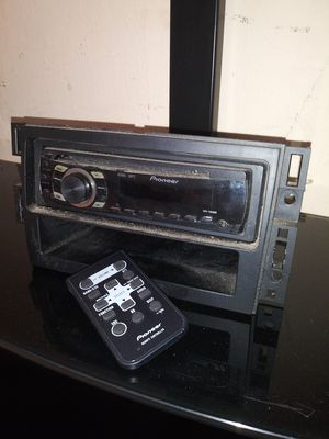 Stereo de Carro en $35 En Pasadena Tx. for Sale in Pasadena, TX