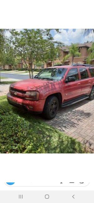 2004 Chevy Trailblazer extended for Sale in Davenport, FL