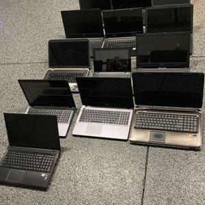 Laptops Msi Dell Toshiba Lenovo Asus Hp for Sale in Mission Viejo, CA