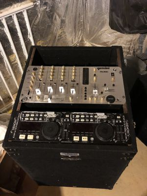 CD Player and Rack for Sale in Greenbelt, MD