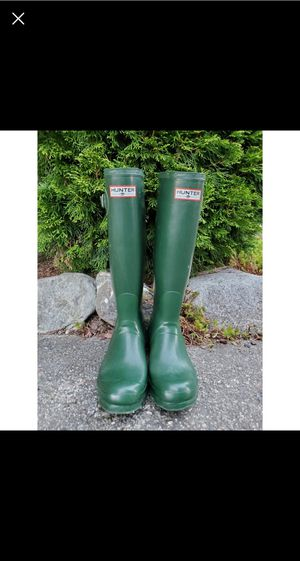Hunter boots vintage for Sale in Seattle, WA