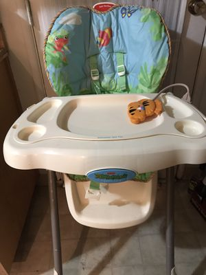 Rainforest high chair, swing, and bouncer for Sale in Lafayette, CA