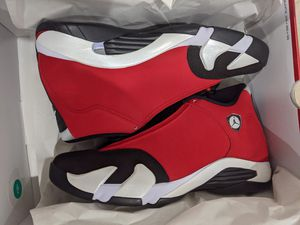 Jordan 14 Retro Gym Red Toro size 10 for Sale in San Mateo, CA
