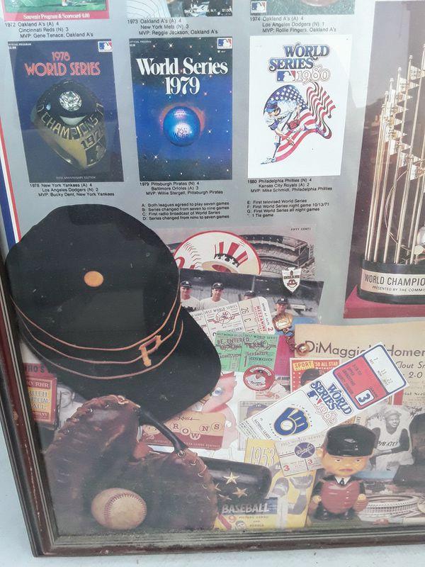 MLB 1948-1991 World Series American & National League Fall Classics