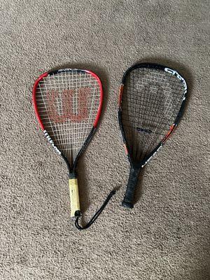 2 Tennis Rackets (1 Wilson, 1 Head) for Sale in Los Angeles, CA