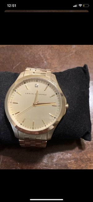 Armani watch for Sale in Fresno, CA