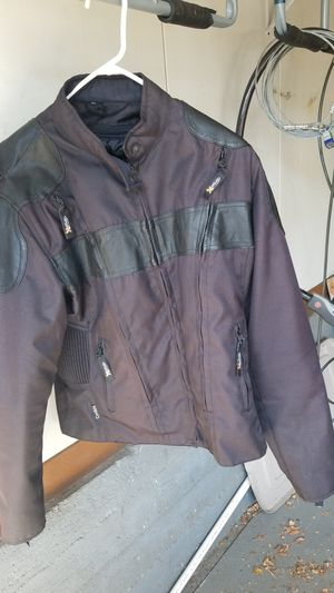 Women's motorcycle riding jacket for Sale in Monterey Park, CA
