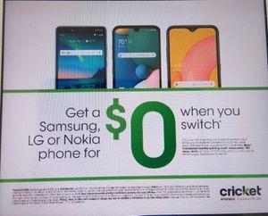 Free Samsung or nokia for Sale in Merritt Island, FL