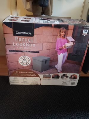 Parcel lockbox for Sale in Hillsboro, OR