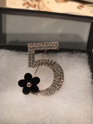 d4d7b485f82 Chanel zipper Pull earrings for Sale in Stafford