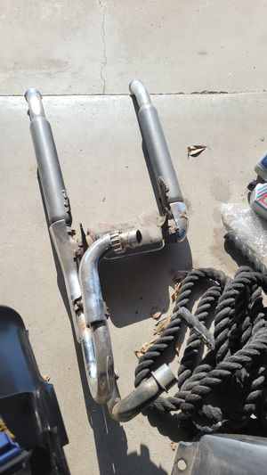 Honda Shadow Exhaust for Sale in Sanger, CA