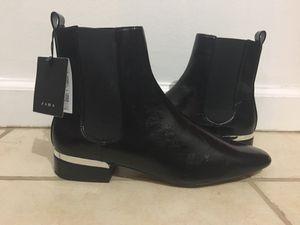 Zara ankle boots for Sale in Elizabeth, NJ