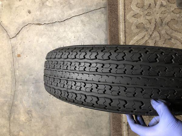 Trailer tire 205/75/15