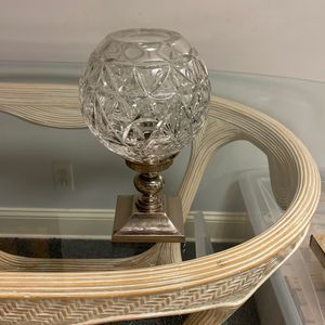 Waterford crystal Candle Holder for Sale in East Rutherford, NJ