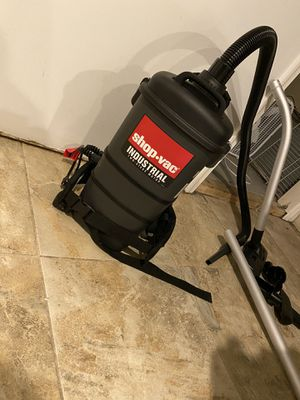 Shop vac back pack vacuum for Sale in Palmyra, NJ