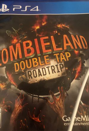 Zombieland PS4 game for Sale in Douglasville, GA