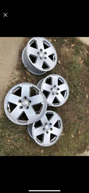 Jeep rims - wheels for Sale in St. Louis, MO