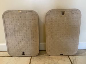 Irrigation Sprinkler Control Valve Box Covers for Sale in Phoenix, AZ