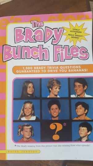 Fun Brady Bunch trivia book for Sale in Aurora, OR