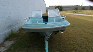Silverline 1969 Boat & trailer for Sale in Grand Prairie, TX