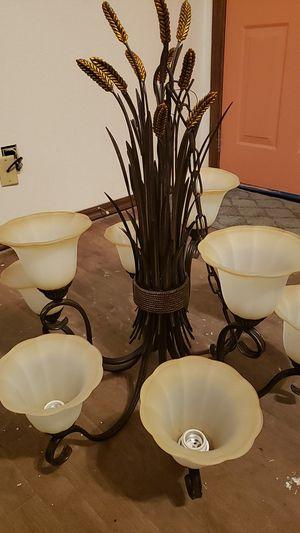 9 lamp incandescente luminaria set for Sale in Oklahoma City, OK
