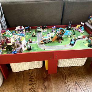Train Lego Table Discovery kids for Sale in La Mesa, CA
