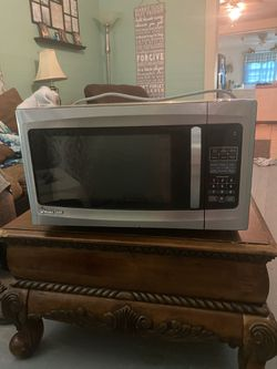 Magic chef stainless microwave for Sale in Prattville,  AL