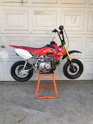 2006 honda CRF50cc runs!! for Sale in El Monte, CA