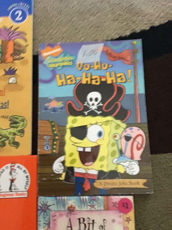 Books each 1 dollar