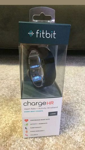 Brand new FitBit Charge HR for Sale in Raleigh, NC