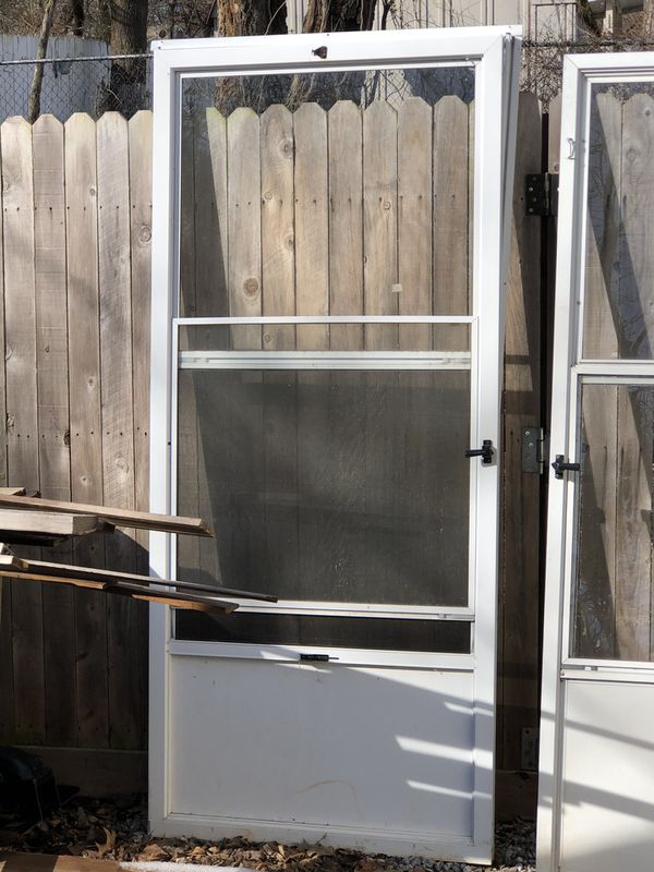 Screen Doors, Dog Kennel, Dog Cage