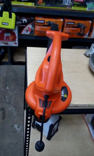 BLACK + DECKER CORDED UP TO 230 MPH BLOWER for Sale in Moreno Valley, CA
